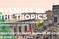 Transdisciplinary summer school Barranquilla, Colombia 25 June - 11 July 2014